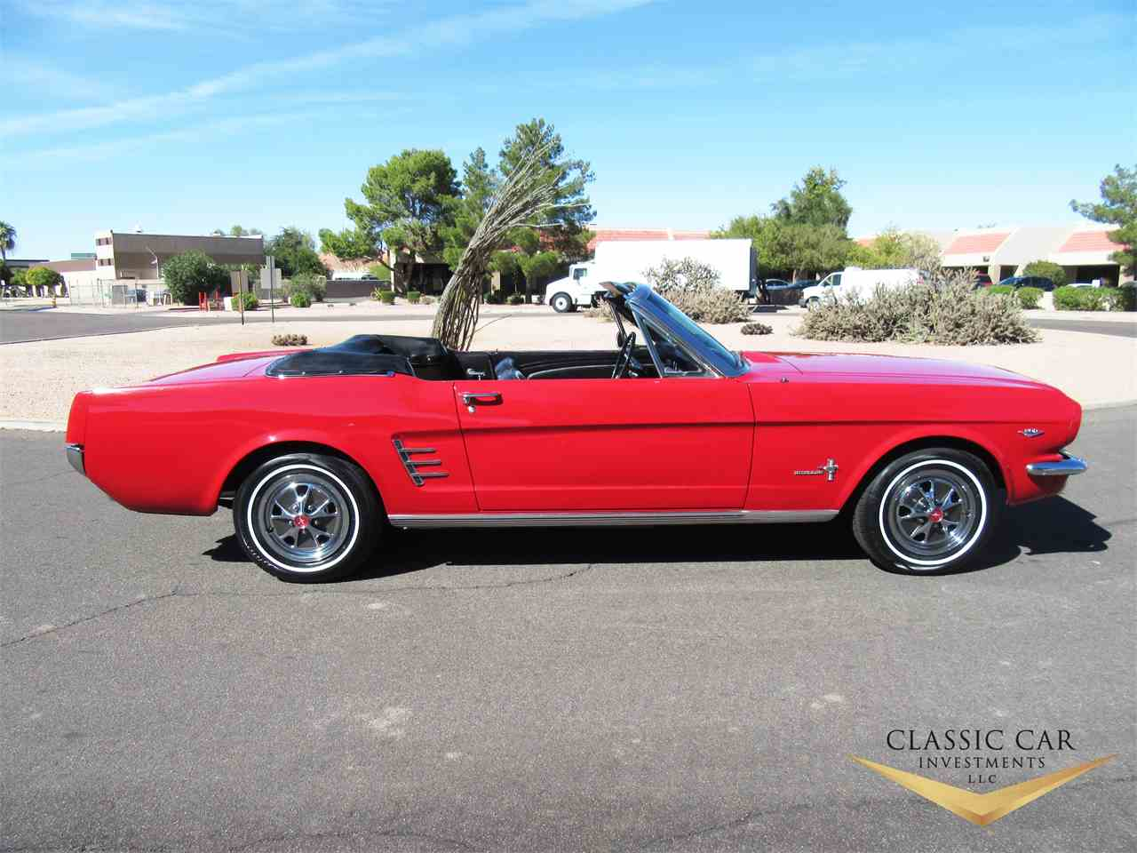 Large Picture of 1966 Ford Mustang Offered by Classic Car Investments LLC - MTOM