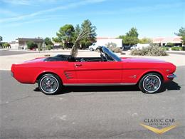 Picture of Classic '66 Mustang located in scottsdale Arizona - $29,500.00 Offered by Classic Car Investments LLC - MTOM