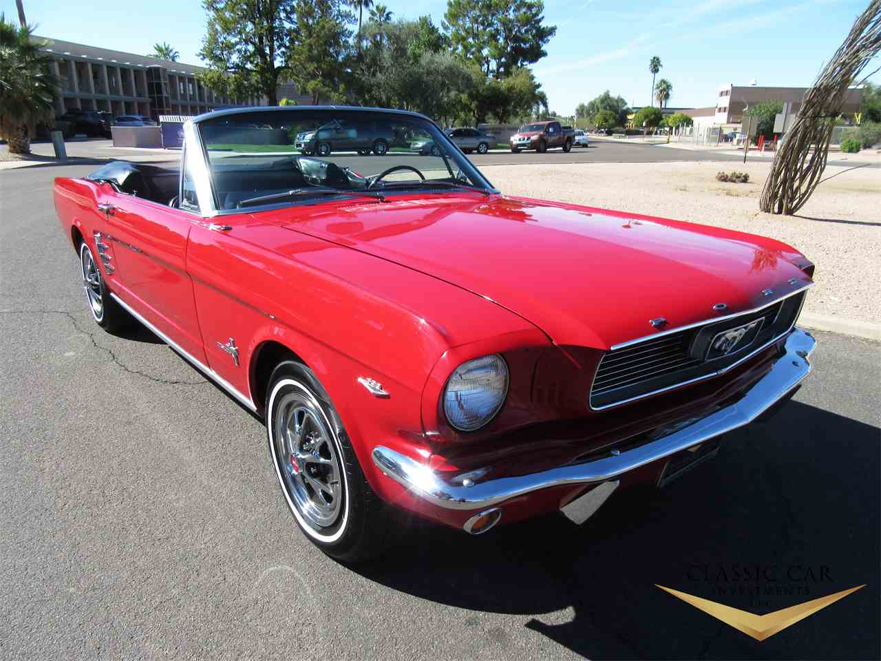 Large Picture of Classic '66 Mustang - $29,500.00 - MTOM