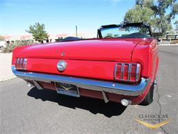 Picture of '66 Ford Mustang located in scottsdale Arizona - MTOM