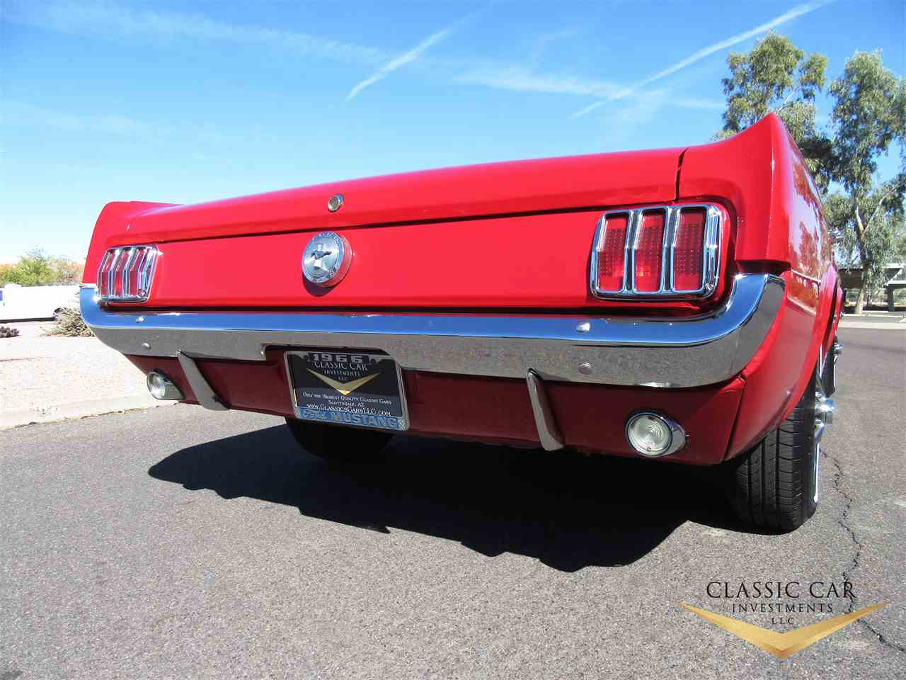 Large Picture of 1966 Mustang located in Arizona - $29,500.00 Offered by Classic Car Investments LLC - MTOM
