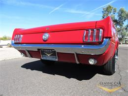 Picture of 1966 Mustang Offered by Classic Car Investments LLC - MTOM