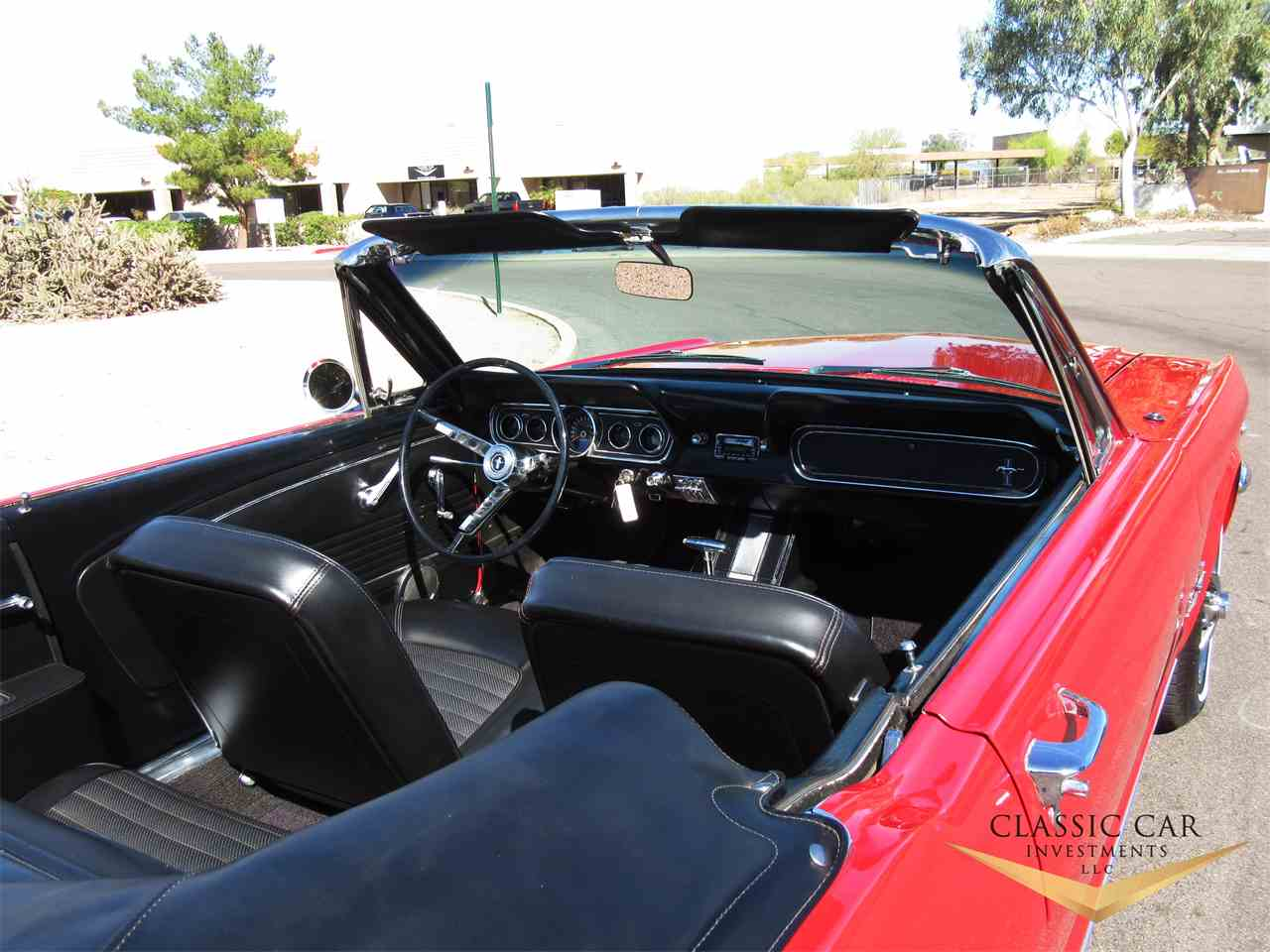 Large Picture of Classic '66 Mustang - $29,500.00 Offered by Classic Car Investments LLC - MTOM