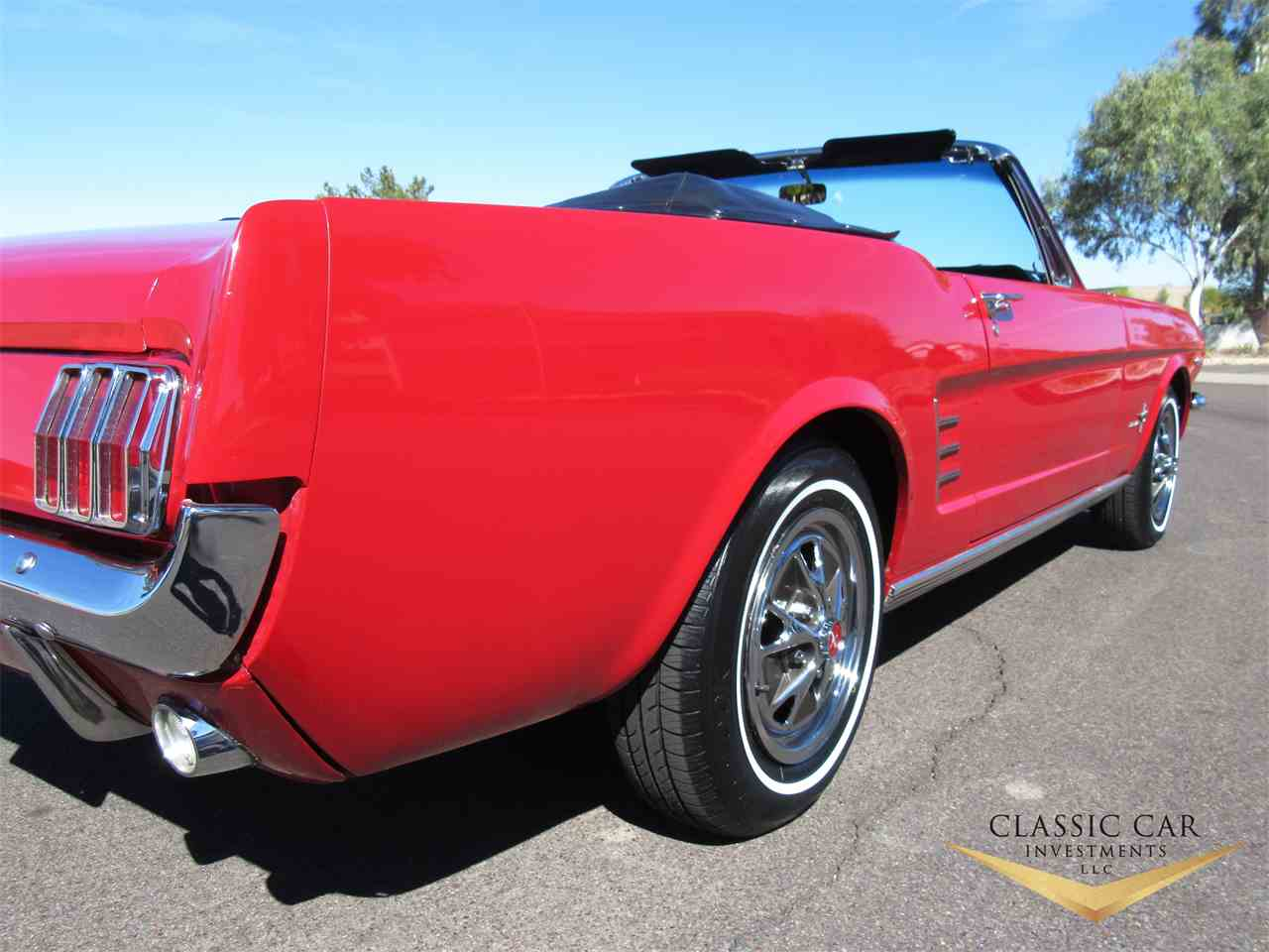 Large Picture of 1966 Ford Mustang located in scottsdale Arizona - $29,500.00 - MTOM