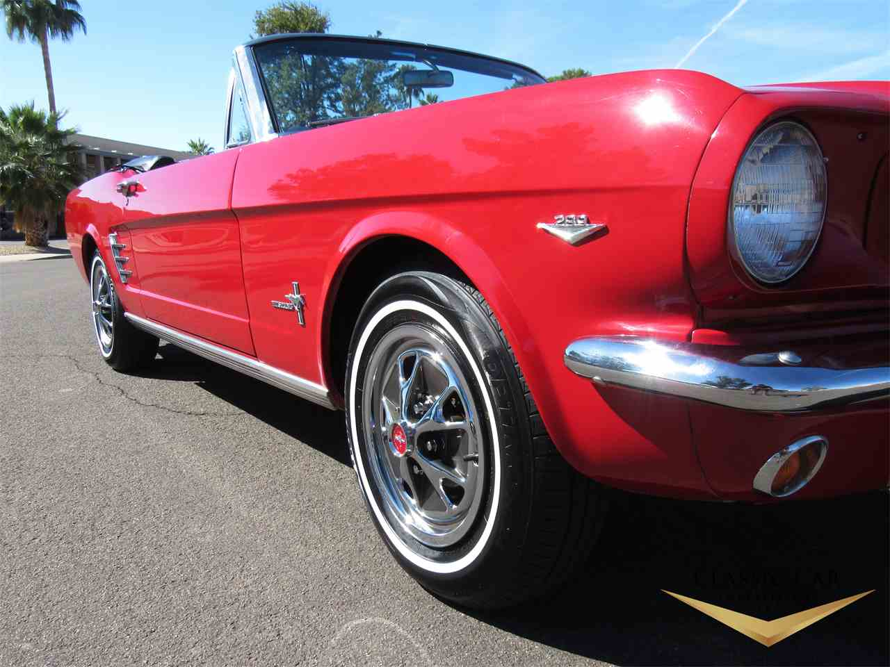 Large Picture of 1966 Ford Mustang - $29,500.00 - MTOM