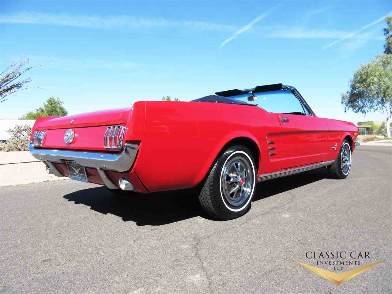 Large Picture of Classic '66 Mustang Offered by Classic Car Investments LLC - MTOM