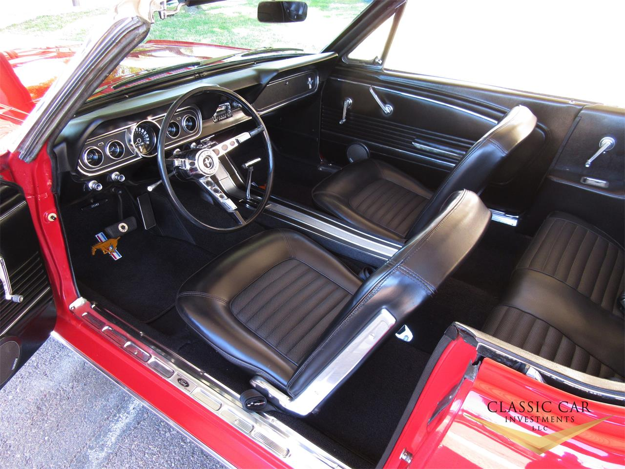 Large Picture of '66 Mustang - MTOM