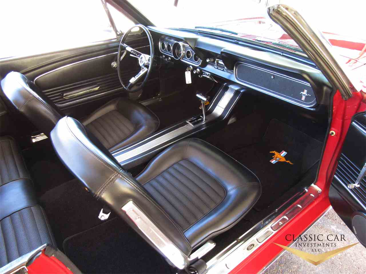 Large Picture of '66 Ford Mustang located in scottsdale Arizona - $29,500.00 - MTOM
