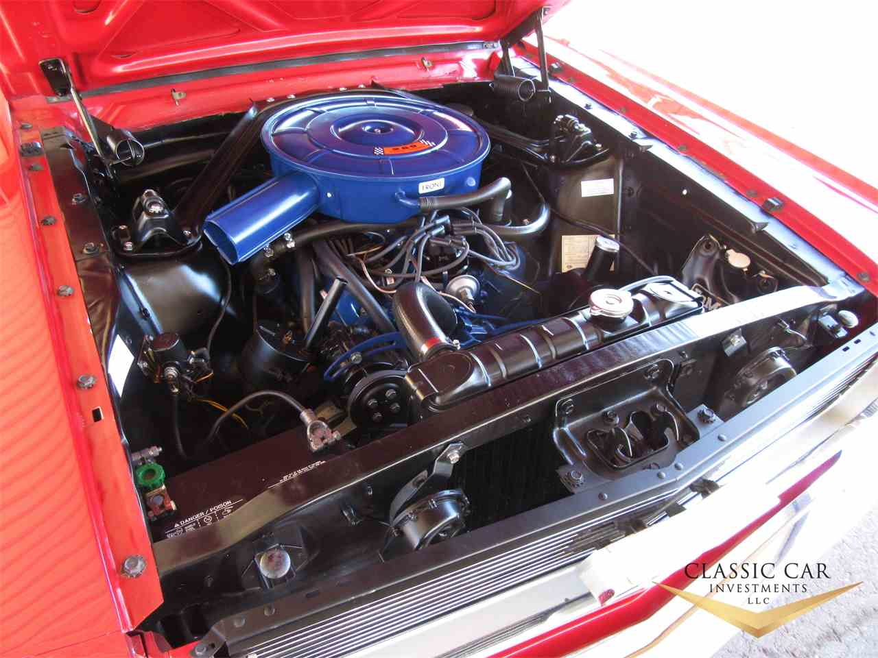 Large Picture of '66 Ford Mustang located in scottsdale Arizona Offered by Classic Car Investments LLC - MTOM