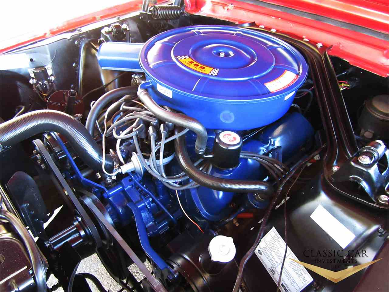 Large Picture of Classic '66 Ford Mustang located in Arizona - $29,500.00 Offered by Classic Car Investments LLC - MTOM