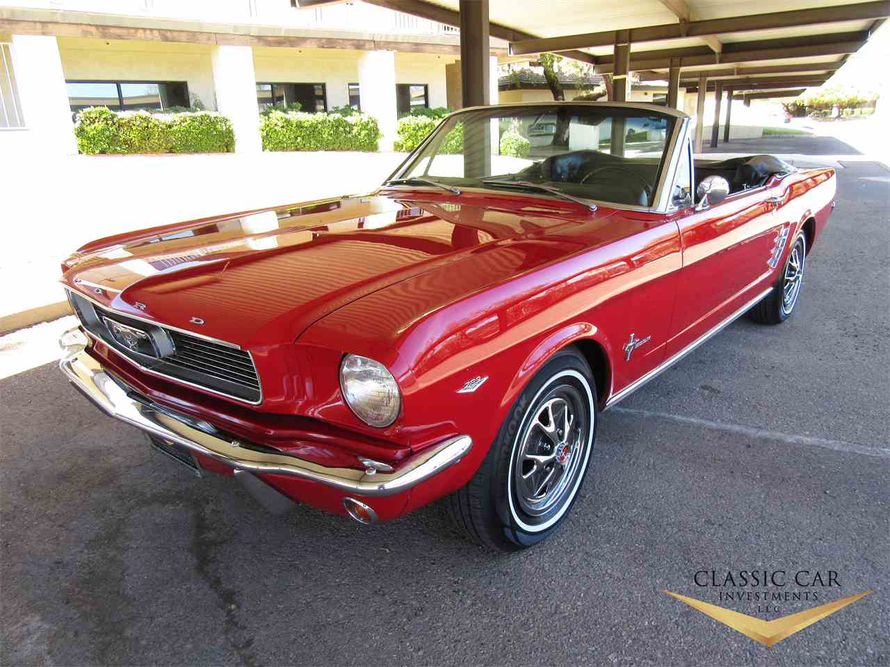 Large Picture of Classic 1966 Mustang located in scottsdale Arizona - $29,500.00 - MTOM