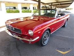 Picture of Classic 1966 Mustang located in scottsdale Arizona - $29,500.00 - MTOM