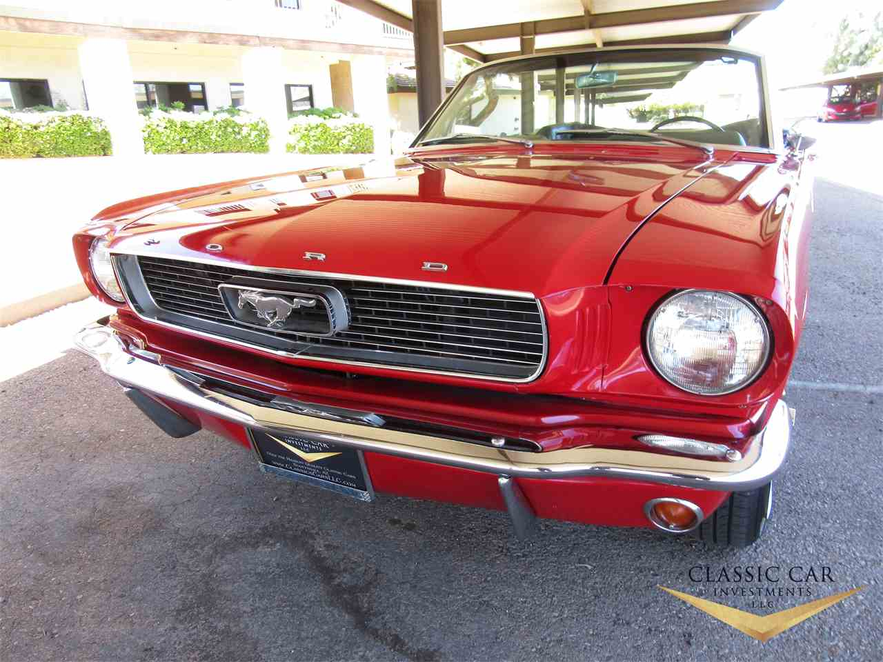 Large Picture of Classic '66 Ford Mustang - $29,500.00 Offered by Classic Car Investments LLC - MTOM