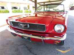Picture of Classic '66 Mustang located in scottsdale Arizona - MTOM