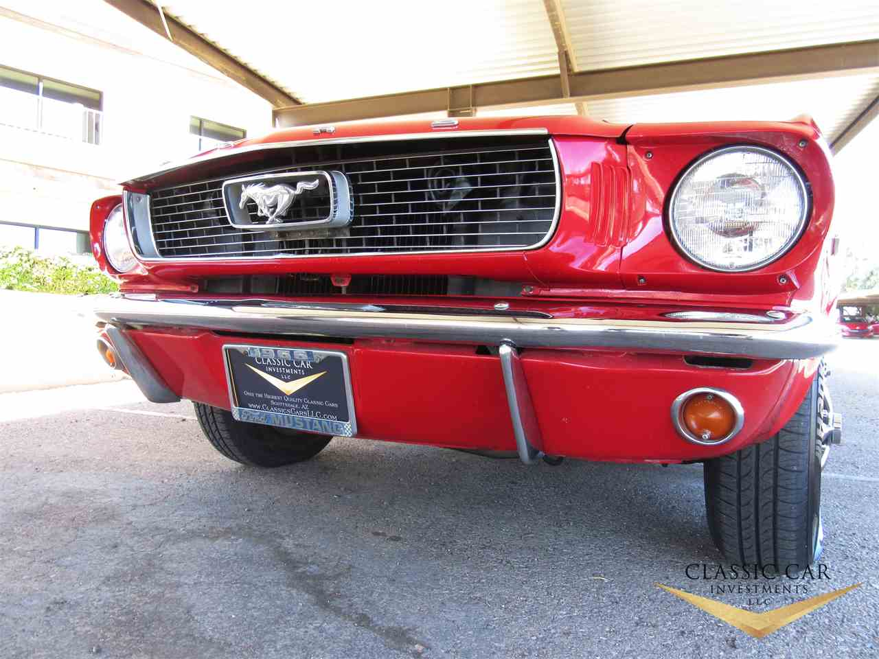 Large Picture of Classic 1966 Ford Mustang Offered by Classic Car Investments LLC - MTOM