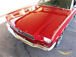 Picture of 1966 Ford Mustang located in scottsdale Arizona - $29,500.00 Offered by Classic Car Investments LLC - MTOM