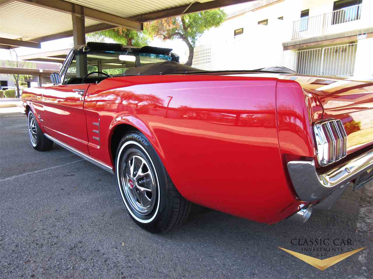 Large Picture of 1966 Ford Mustang located in Arizona Offered by Classic Car Investments LLC - MTOM