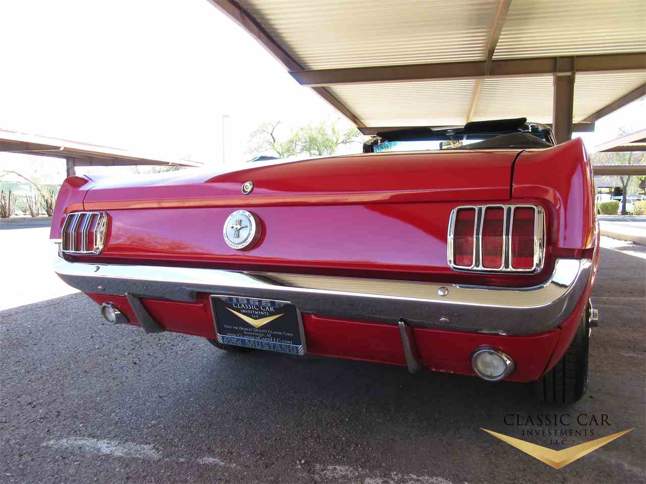 Large Picture of Classic 1966 Mustang - $29,500.00 Offered by Classic Car Investments LLC - MTOM