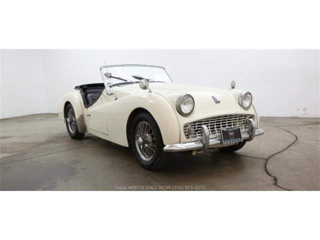 Picture of '59 TR3 - MTPI