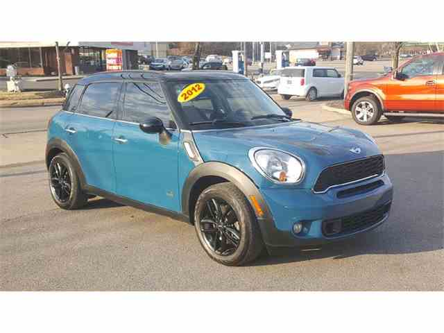 Picture of '12 MINI Cooper Offered by Cincinnati Auto Wholesale - MTQ1