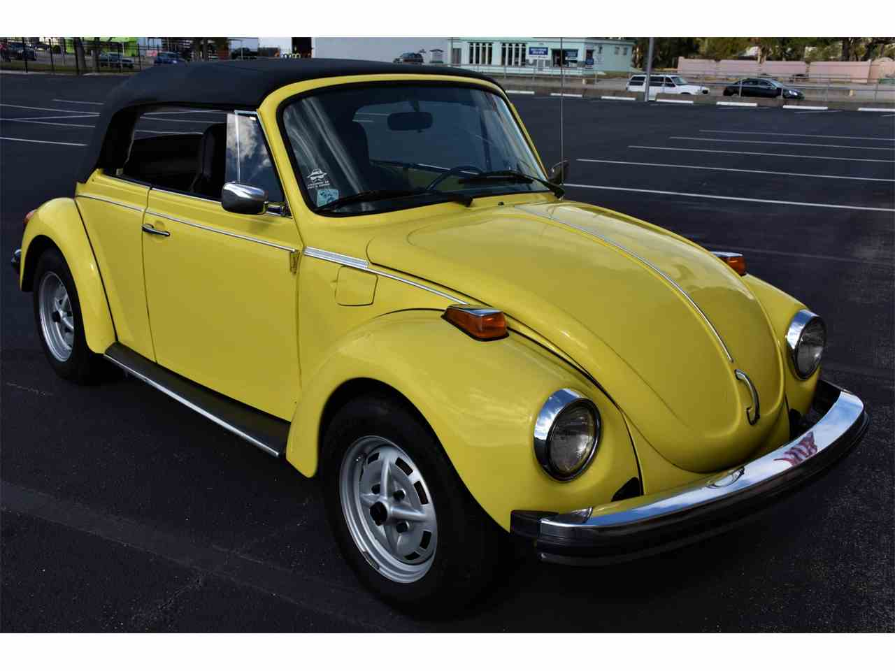 Large Picture of '74 Volkswagen Beetle located in Venice Florida Offered by Ideal Classic Cars - MTQ8