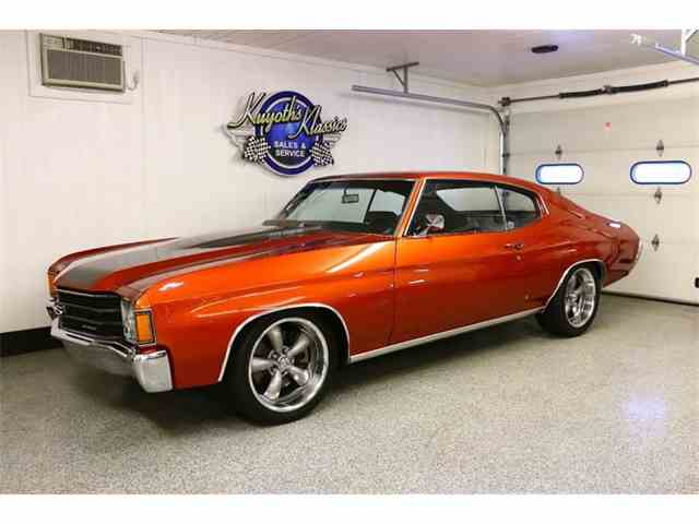 Picture of '72 Chevelle - MTQH