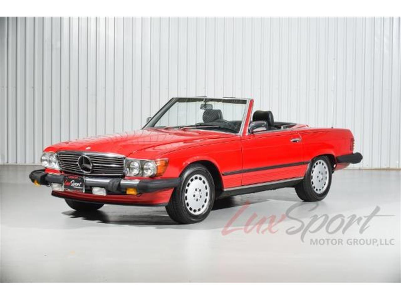 Large Picture of '89 560SL - MTQO