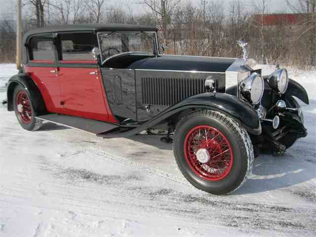 Picture of Classic 1931 Rolls-Royce Phantom II located in Ohio Offered by  - MQAA