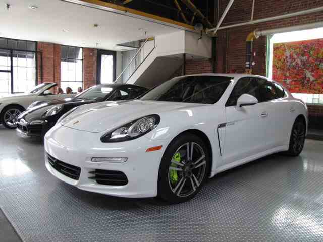 Picture of '16 Panamera - MTR1