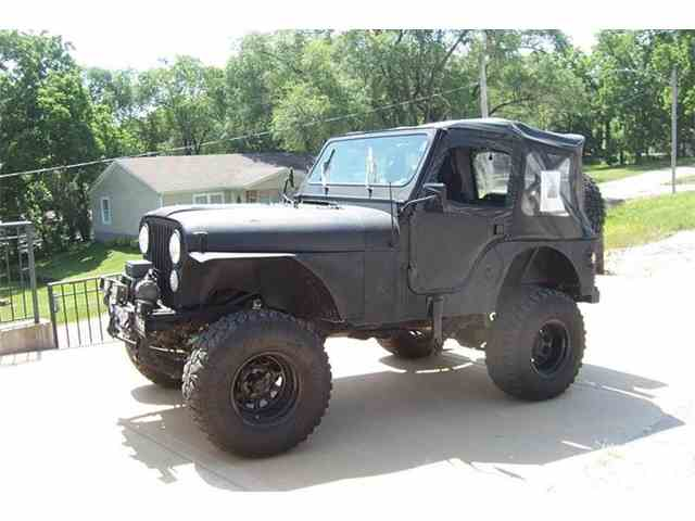 Picture of '81 CJ5 - MTR5