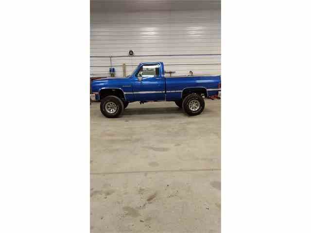 Picture of '86 K-10 - MTRA