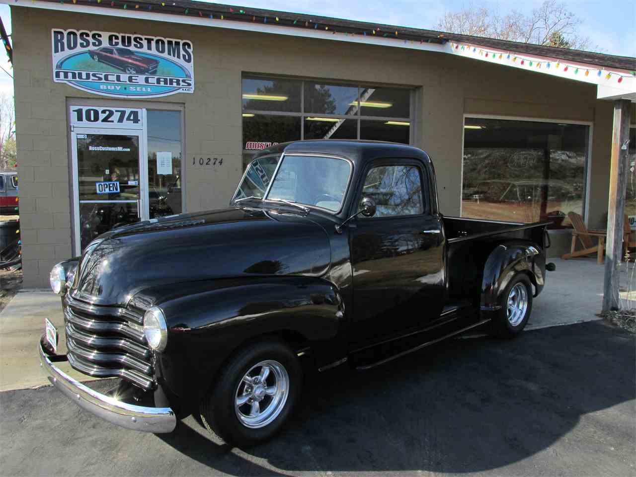 Large Picture of Classic '49 Chevrolet 3100 - $21,900.00 Offered by Ross Custom Muscle Cars LLC - MTRO