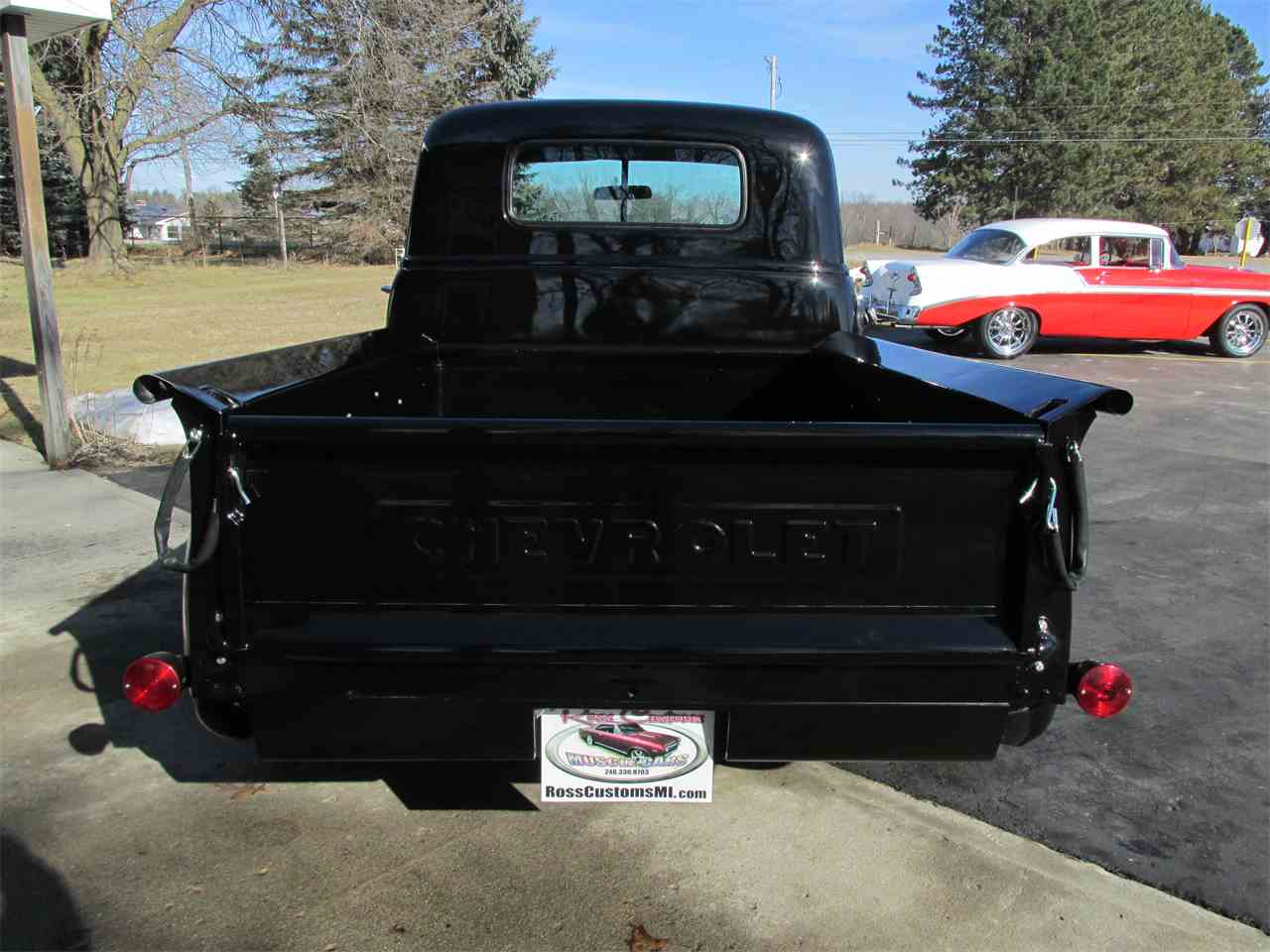 Large Picture of 1949 Chevrolet 3100 located in Michigan - MTRO