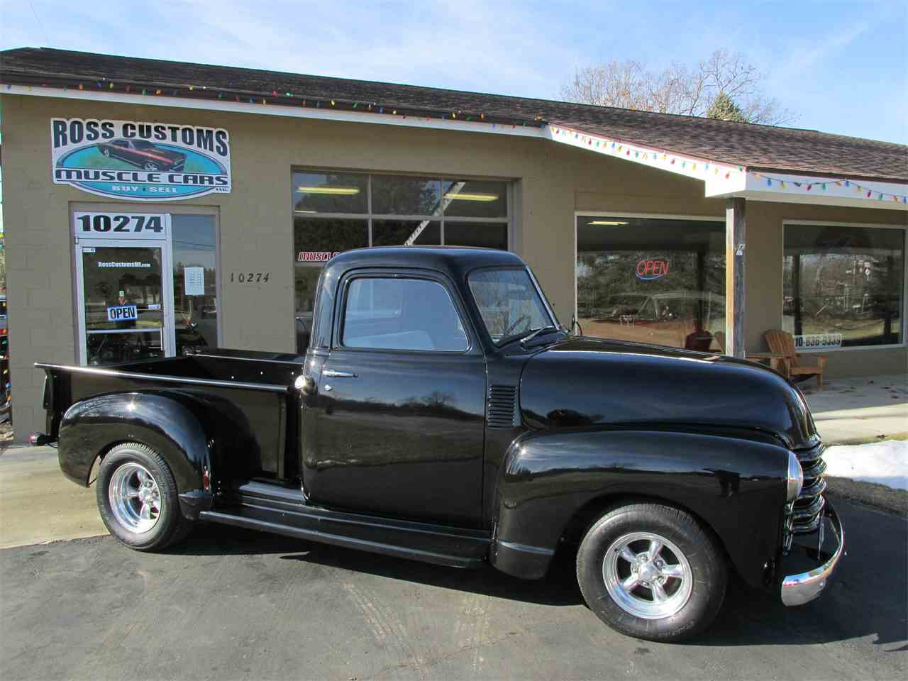 Large Picture of 1949 Chevrolet 3100 located in Michigan - $21,900.00 Offered by Ross Custom Muscle Cars LLC - MTRO