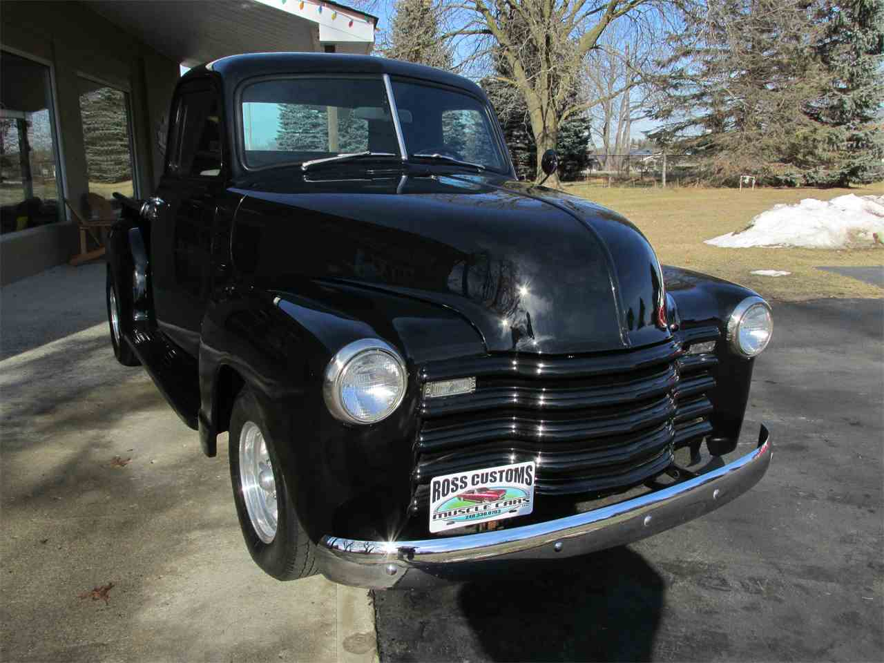 Large Picture of Classic 1949 3100 located in Goodrich Michigan - $21,900.00 Offered by Ross Custom Muscle Cars LLC - MTRO