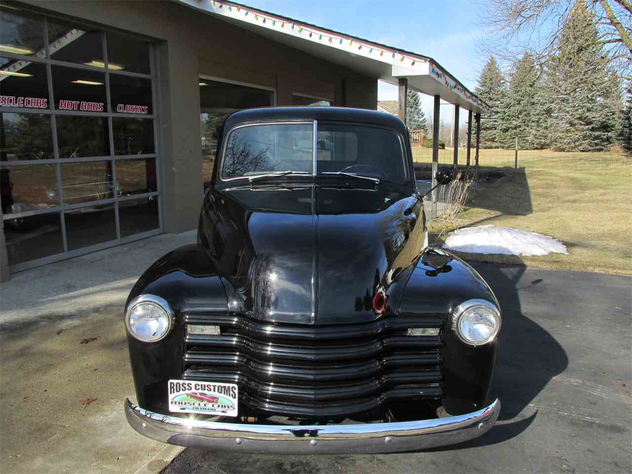 Large Picture of Classic '49 Chevrolet 3100 Offered by Ross Custom Muscle Cars LLC - MTRO