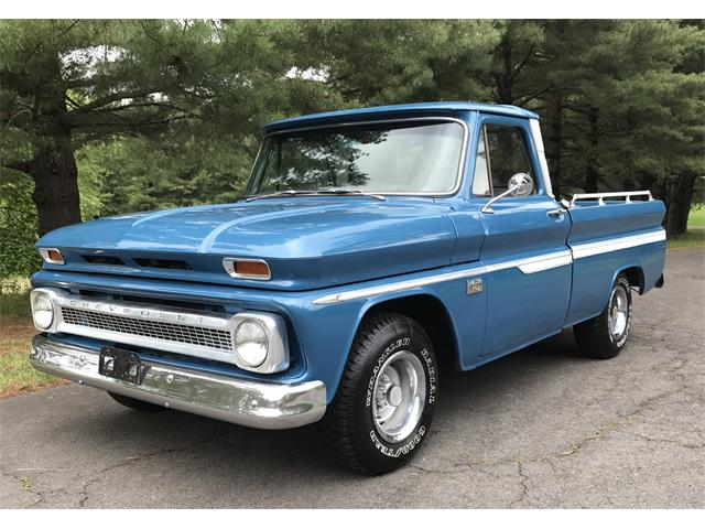 Picture of '66 C/K 10 - MTRV