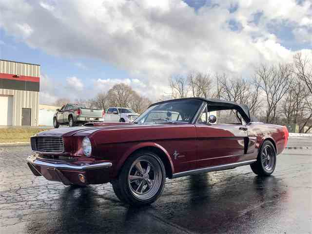 Picture of '66 Mustang - MQAE