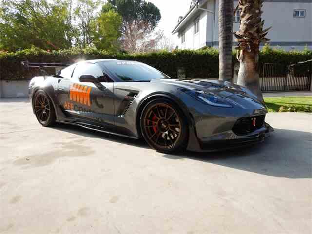 Picture of '16 Corvette Z06 - MTRX