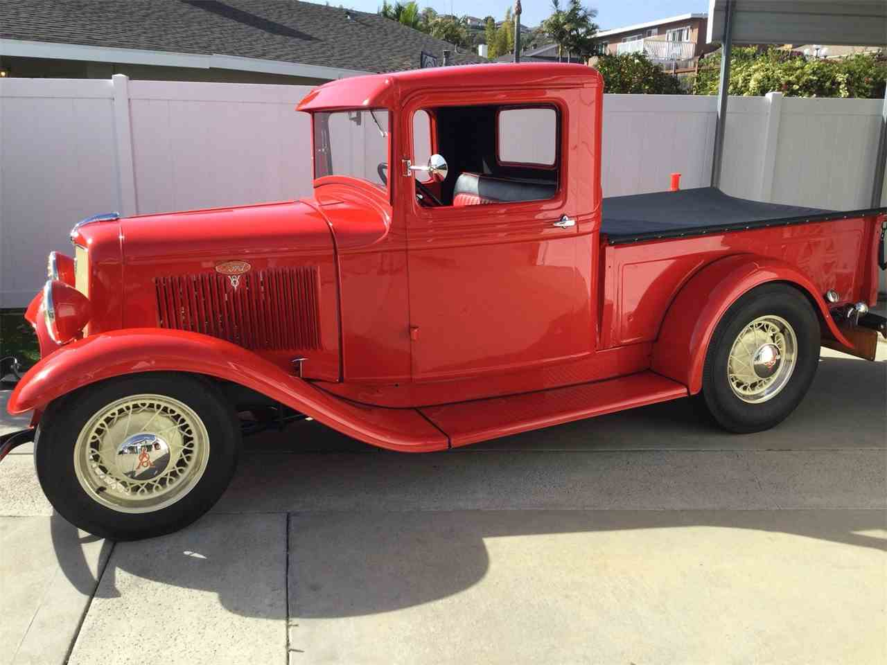 1934 Ford Pickup for Sale   ClassicCars.com   CC-1065027