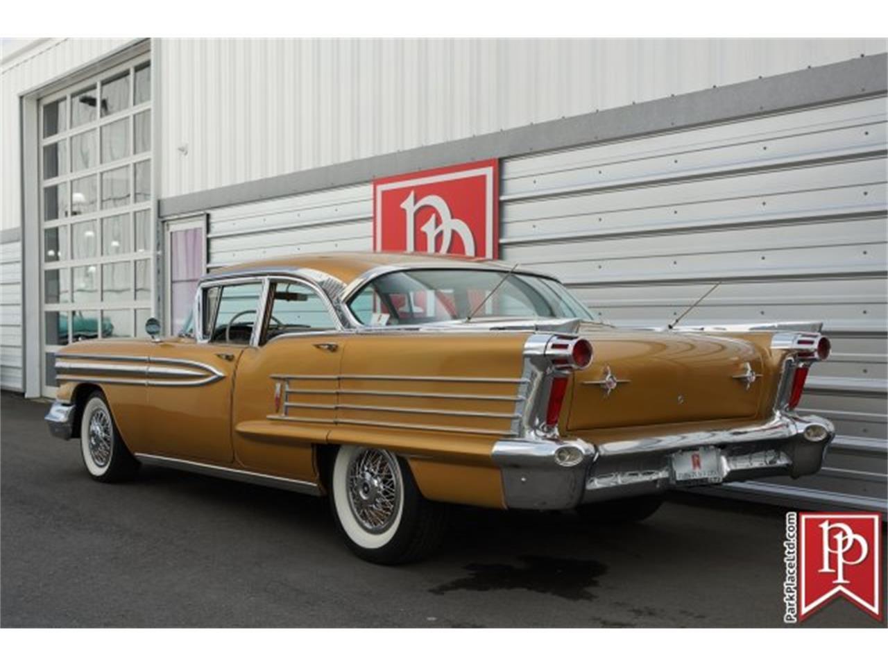 For Sale: 1958 Oldsmobile Super 88 in Bellevue, Washington