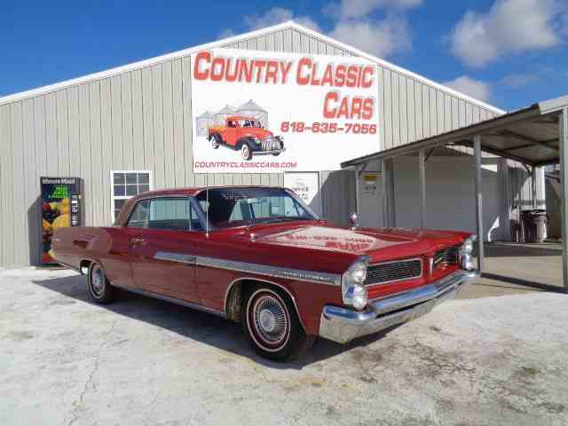 Picture of Classic '63 Bonneville Offered by Country Classic Cars - MTT2