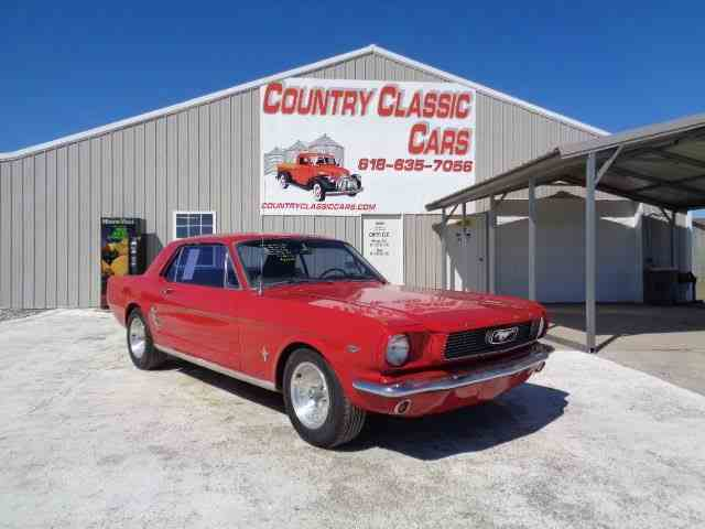 Picture of '66 Mustang - MTT3