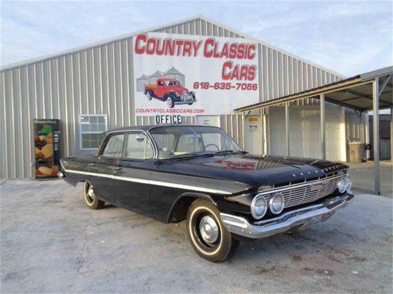 1961 Chevrolet Bel Air for Sale | ClassicCars.com | CC-1065065