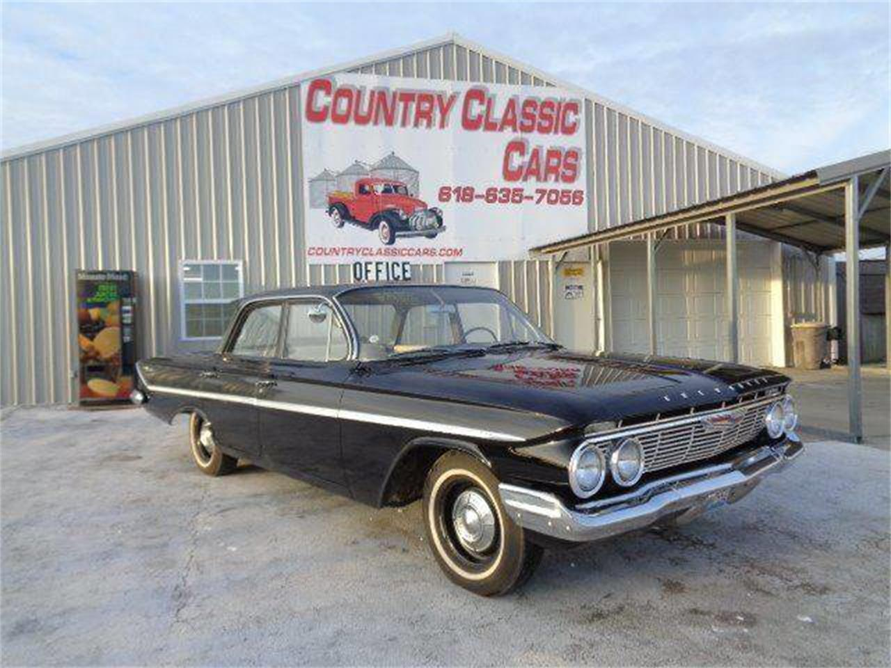 Large Picture of '61 Bel Air - MTT5