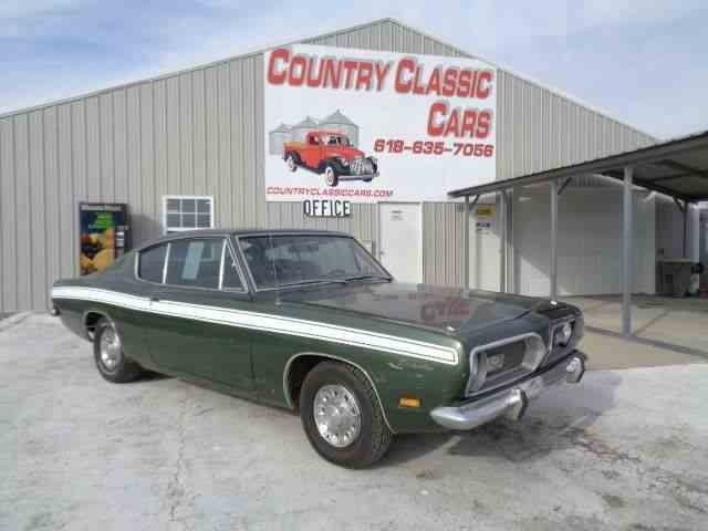 Picture of '69 Barracuda - $16,950.00 Offered by Country Classic Cars - MTT6