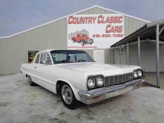 Picture of 1964 Biscayne located in Staunton Illinois - $11,850.00 Offered by Country Classic Cars - MTT9