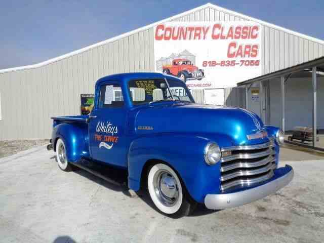 Picture of Classic 1948 3100 located in Staunton Illinois - $22,750.00 - MTTE