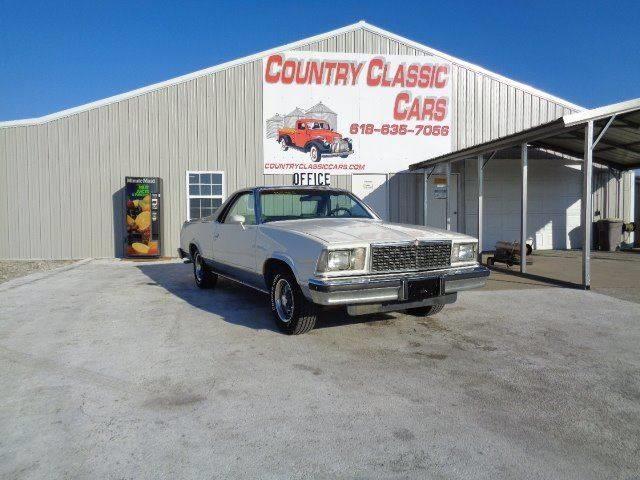 Picture of '78 GMC Caballero located in Staunton Illinois - $7,450.00 - MTTF