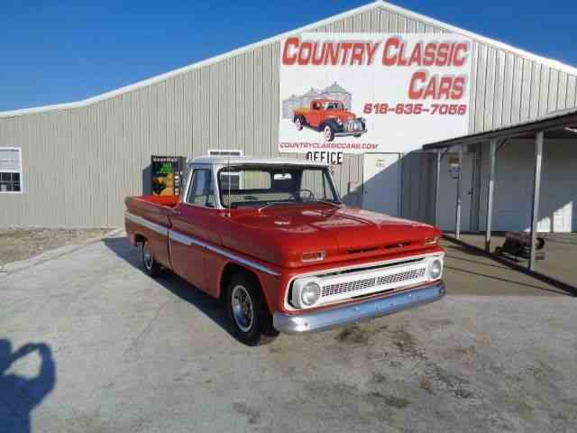 Picture of '66 C/K 10 - MTTH